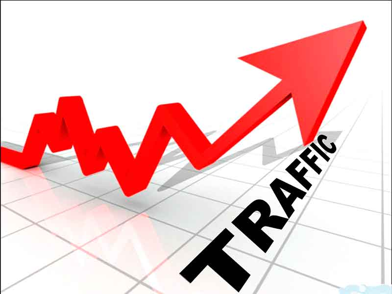 Increased Traffic