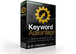 نرم افزار آنالیز کلمات کلیدی Keyword Advantage 1.0.16