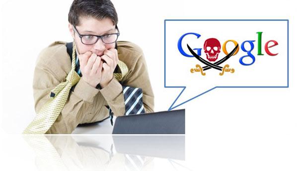 google penalti