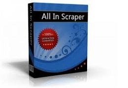 نرم افزار آنالیز کلمات کلیدی All In Scraper 1.1.39